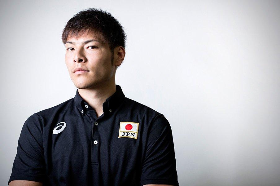 昔は甲子園を目指したバレー選手。高橋健太郎を変えたひと言とは。<Number Web> photograph by Kiichi Matsumoto