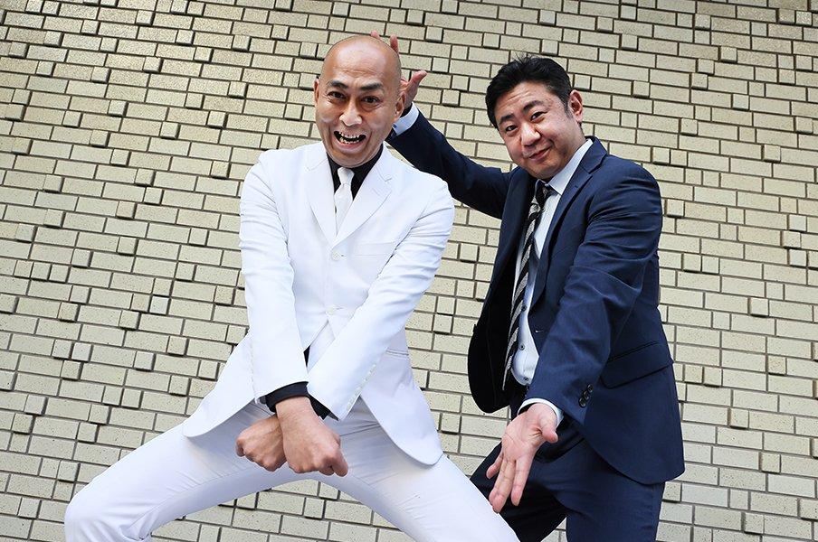 """<M-1ウラ話>「松本さん、パチンコやっててよ」悔しむ錦鯉を叱った同じ事務所の芸人とは? """"なんであのネタやったんだ!"""""""