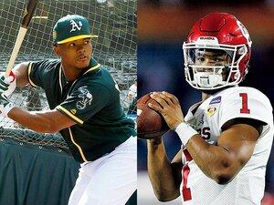 アメフトと野球の二刀流。カイラー・マレーの決断は?~MLB、NFLの両方で1巡目指名も~