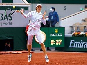 大坂もアザレンカも驚いた、19歳全仏女王の最先端テニス。~シュビオンテクの「出現」~