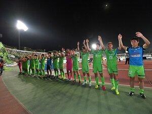 ついにホームで2連勝の湘南。曹監督が選手に伝えた3つの「I」。