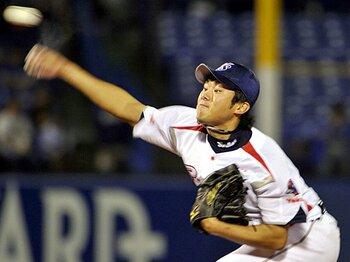 「故郷を勇気づけたい」 由規の投球が希望を燈す。~地元・仙台での交流戦への思い~<Number Web> photograph by KYODO