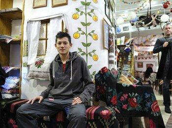 若きサムライがロシアU-18代表に。Sモスクワ・篠塚一平、17歳の夢。<Number Web> photograph by Takuya Sugiyama