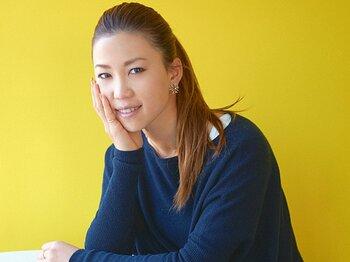 <復活への決意を語る> 上田桃子 「強さと優しさを武器に」<Number Web> photograph by Akiko Kato