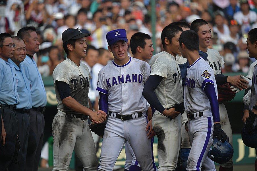高野連が示した球数制限の新規定、「1週間で500球」は問題ないのか?<Number Web> photograph by Hideki Sugiyama