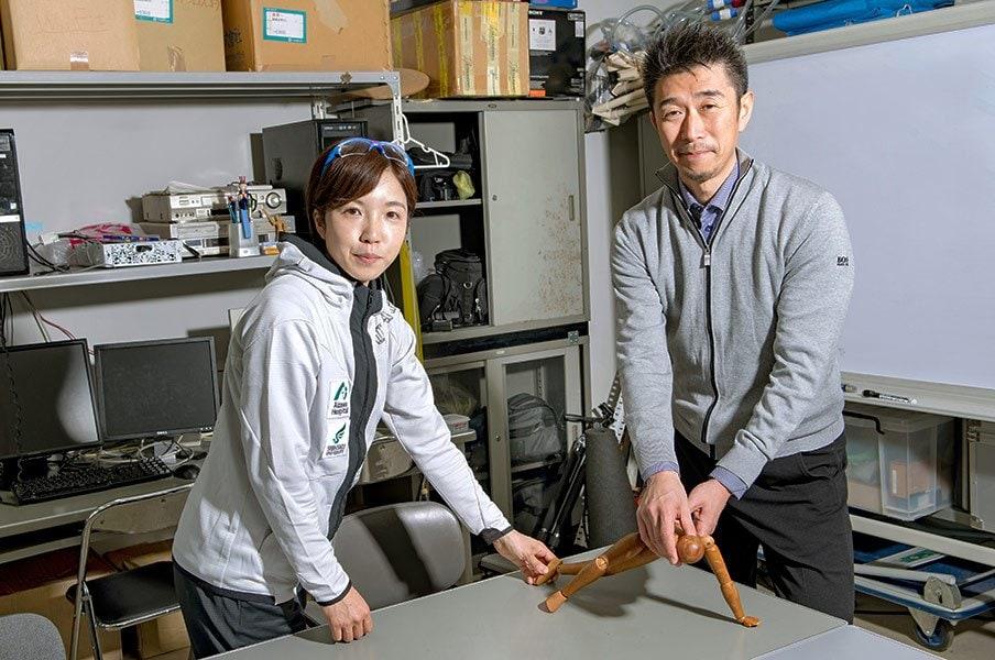 オランダと日本の滑りの技術の融合。小平奈緒が大きく進化した「5カ月」。<Number Web> photograph by Shunsuke Mizukami