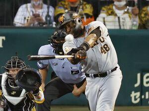 《来日7年連続の2ケタ本塁打》巨人・ウィーラーが語った「助っ人外国人が日本で成功するために必要な条件」