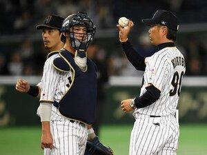 武田のカーブ、千賀のフォークが……。メジャー球で削がれた侍Jの投手力。