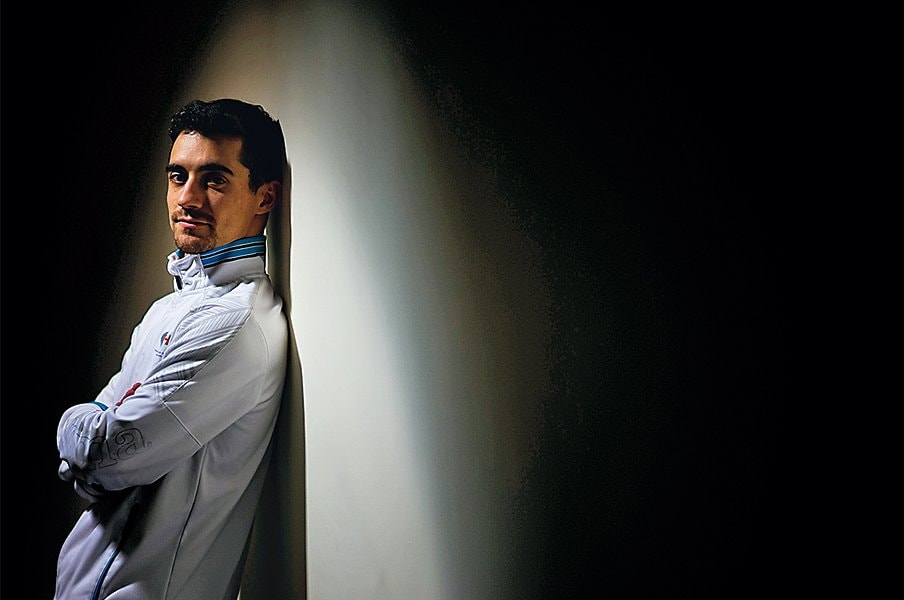 冷蔵庫の醤油と徹夜のゲーム。愛しき世界王者ハビエルの引退。~欲の無い選手が教えた愛のパワー~<Number Web> photograph by Getty Images