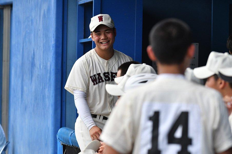 """センバツに漂う""""打高投低""""の予感。清宮、安田以外の好選手を一挙紹介!<Number Web> photograph by Hideki Sugiyama"""