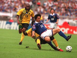ジャマイカが恐れた18歳の小野伸二。智将が今明かすフランスW杯秘話。