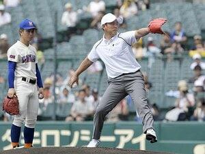 """甲子園にも""""コールドゲーム""""がある。井端弘和が「負けた」相手は……。"""