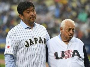 """【追悼】「野茂は年の離れた息子」日本でも愛されたラソーダ、ドジャース優勝""""32年前の衝撃起用""""とは?"""