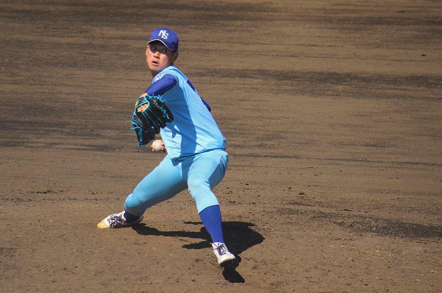 ドラフト候補投手を輩出する日体大。「感覚を掴む」指導と部内改革。<Number Web> photograph by Yu Takagi