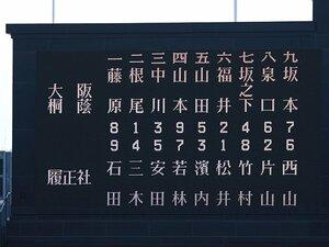 第100回甲子園、大阪代表は2校だが。大阪桐蔭と履正社が同地区では……。