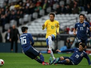 過去のブラジル戦と似た結果、内容。それでも得られた日本の収穫とは?