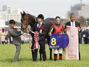 藤沢和雄、ぶっつけで桜花賞2勝目。グランアレグリアと20年前の記憶。