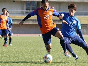 J2新潟・早川史哉が復帰できたから楽しめる「サッカーの難しさ」とは。