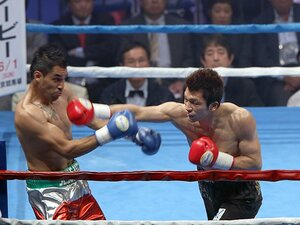 村田諒太、4連続KO勝利で出た結論。技術よりも「倒しにいく力」で世界へ!