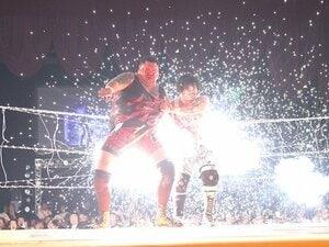 大仁田厚、7年ぶり7回目の引退!復帰までがお約束のプロレス人生。