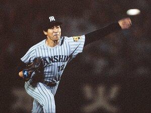 福間納が語る1985年の阪神投手事情。「リリーフに次はないと思っている」