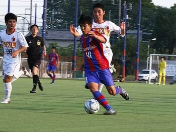 FC東京のユース世代は急成長中!?U-23チームがJ3参戦した好事例。<Number Web> photograph by Takahito Ando