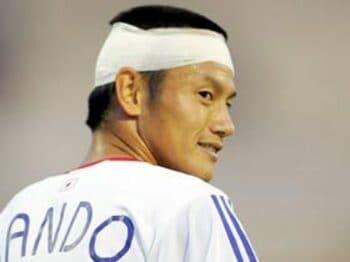 アジアカップ予選A組 VS.インド<Number Web> photograph by Toshiya Kondo