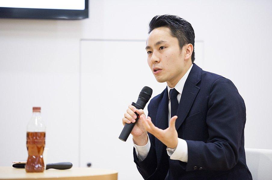 フェンシング協会会長になった太田雄貴。「東京五輪まで」に目指す改革案とは。<Number Web> photograph by Yuki Suenaga