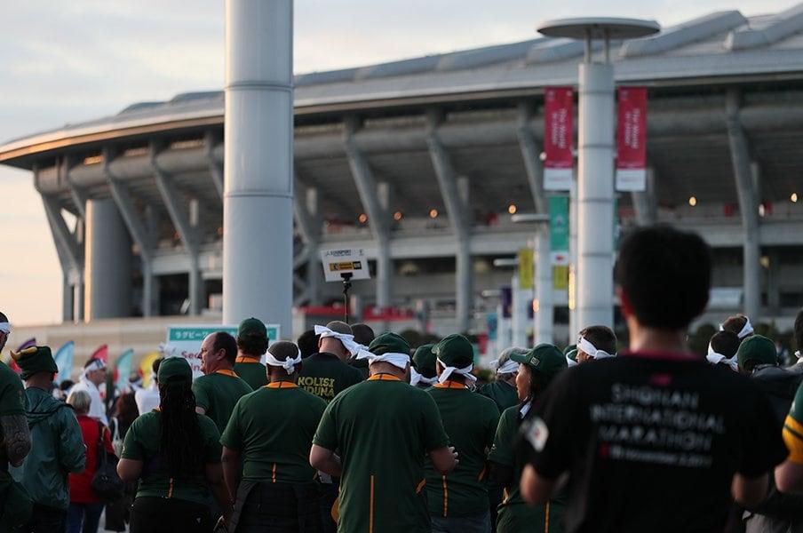 新リーグもW杯再招致も肝は育成。ラグビー人口の増加が最重要項目。<Number Web> photograph by Naoya Sanuki