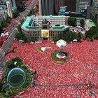 ソウル市庁舎前広場