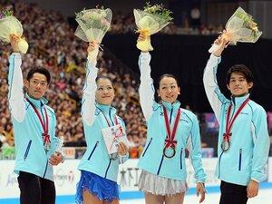 フィギュア、ジャパンオープンを総括。浅田、高橋ら、それぞれの今季開幕。
