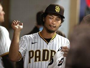 """MLB公式が戦力トップ認定 ダルビッシュも「本当にいい野球」と満足のパドレスは""""ヘビー級タイトルマッチ""""を制するか"""