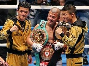 史上初3階級制覇と言うけれど……。亀田興毅を手放しで祝福できぬ理由。