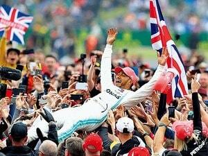 レースも選手権も「最速」、ハミルトンの王者決定戦はどこ?~鈴鹿で決まれば12回めに~