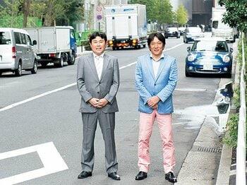 <名将対談>原晋×渡辺康幸「箱根から世界へ」<Number Web> photograph by Nanae Suzuki