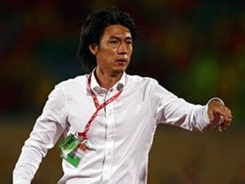 U-20韓国代表を率いた洪明甫の手腕に注目。<Number Web> photograph by Getty Images