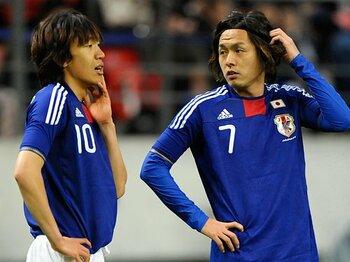 思い出したいドイツW杯直前の記憶。本番までに日本代表にできることは?<Number Web> photograph by Toshiya Kondo