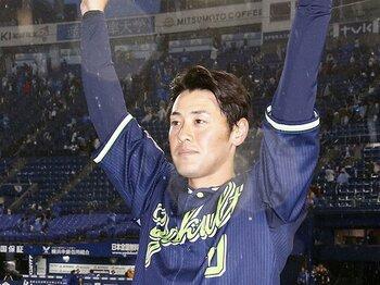 2009年ドラフトの今を検証<ヤクルト編>。大成せずとも、脇を固めたいぶし銀。<Number Web> photograph by Kyodo News