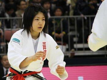 圧倒的世界一の柔道家・中村美里。原動力は北京五輪の銅メダル。<Number Web> photograph by Shino Seki