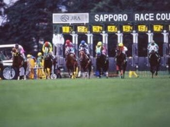 3連単の本格導入で競馬人気復活なるか。<Number Web> photograph by Seiji Sakaguchi