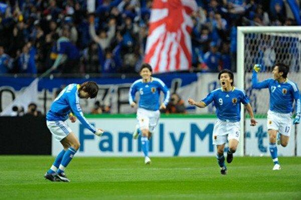 【南アフリカW杯・アジア最終予選】 日本vsバーレーン