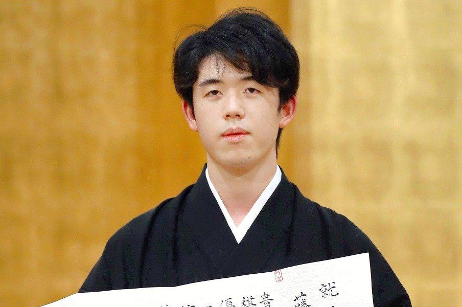 聡太 将棋 藤井