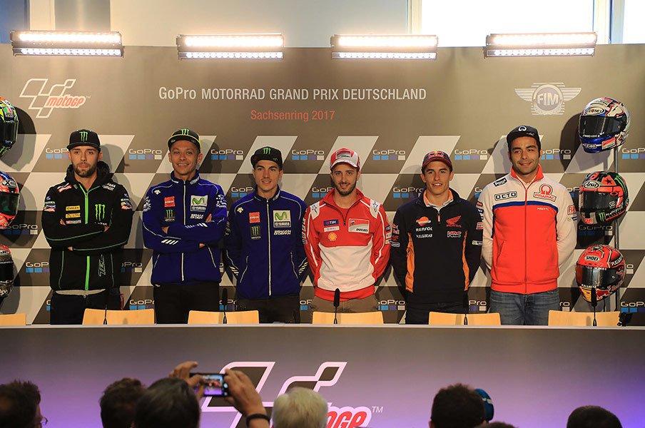 MotoGPの今季前半戦総まとめ。優勝者続出で空前のカオス状態に!