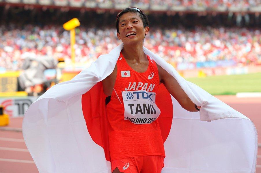 悲願のメダルを生んだ「先人の土台」。谷井孝行の快挙は、競歩界の総力だ。