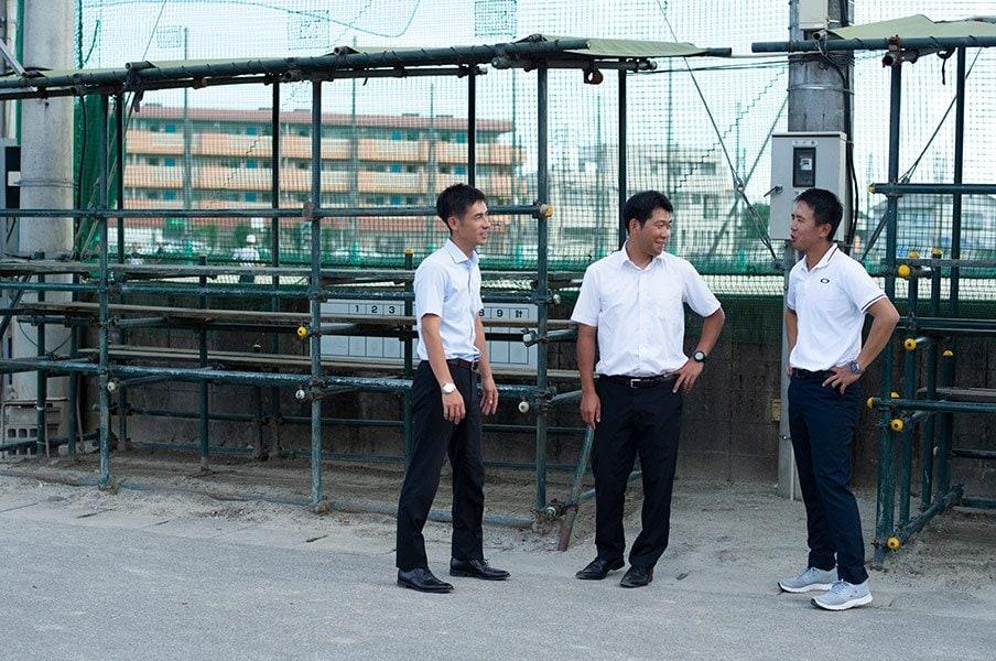 「3人が甲子園に集まることはない」あの夏の佐賀北OBが語ったこと。<Number Web> photograph by Miki Fukano