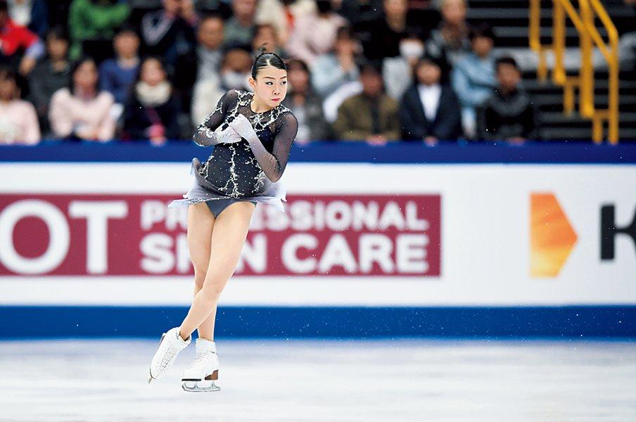 10人以上が4回転や3Aに挑戦!女子のジャンプに潜む戦略と葛藤。~五輪翌年の今が変化のチャンス~<Number Web> photograph by Asami Enomoto