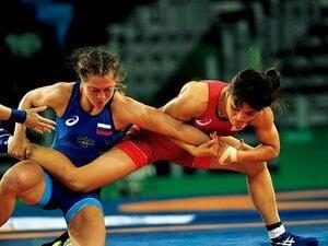 伊調馨、五輪4連覇の瞬間の思い。 「戦うのが怖いと初めて思った」