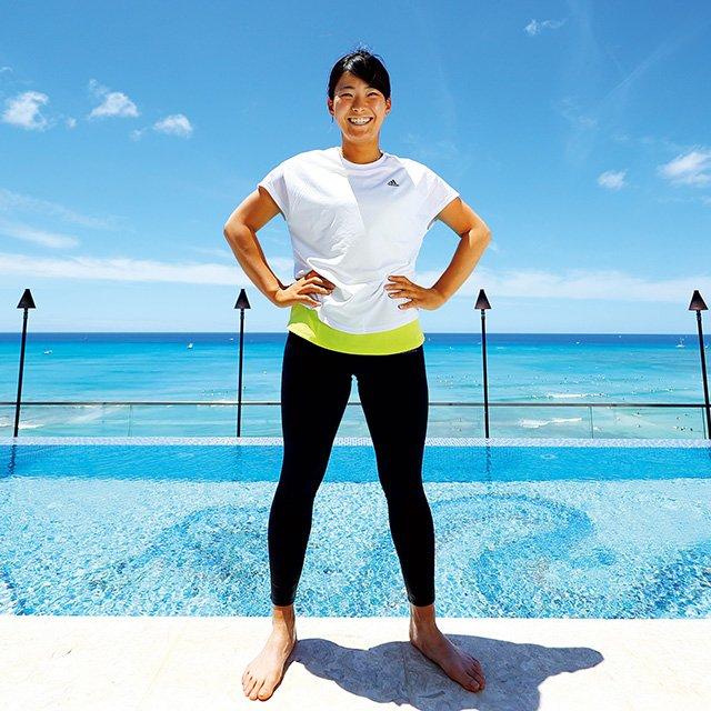 渋野日向子「もう1回メジャーで勝ちたくなった」~シブコの休日 in ハワイ~