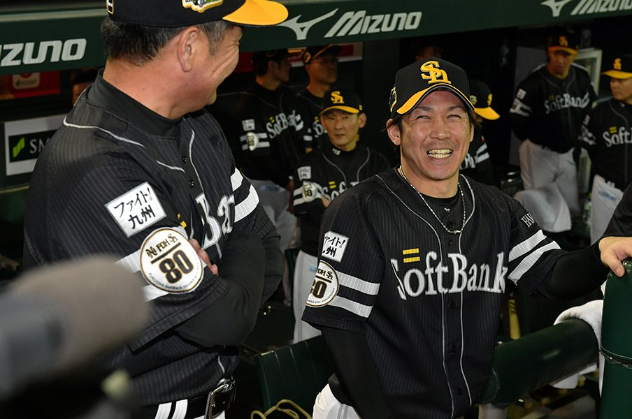 育成ドラフトから一軍出場は約26%。千賀滉大、甲斐拓也ら全選手リスト。<Number Web> photograph by Hideki Sugiyama
