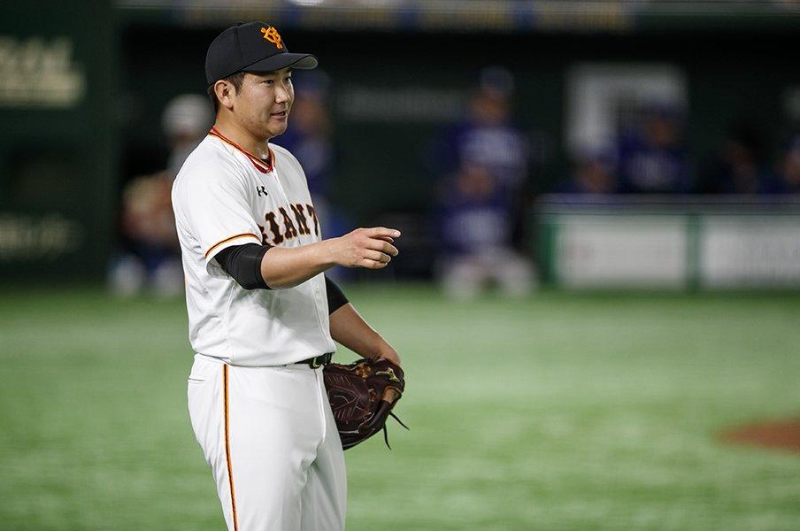 菅野智之、10勝到達も内容はどうか。「好投」指標で各エースを比較する。<Number Web> photograph by Kiichi Matsumoto